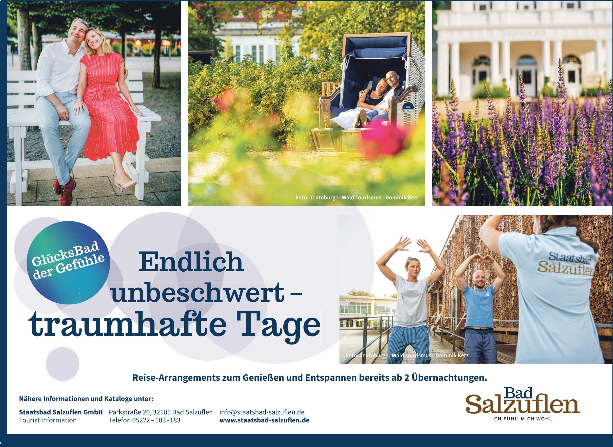 Staatsbad Salzuflen GmbH