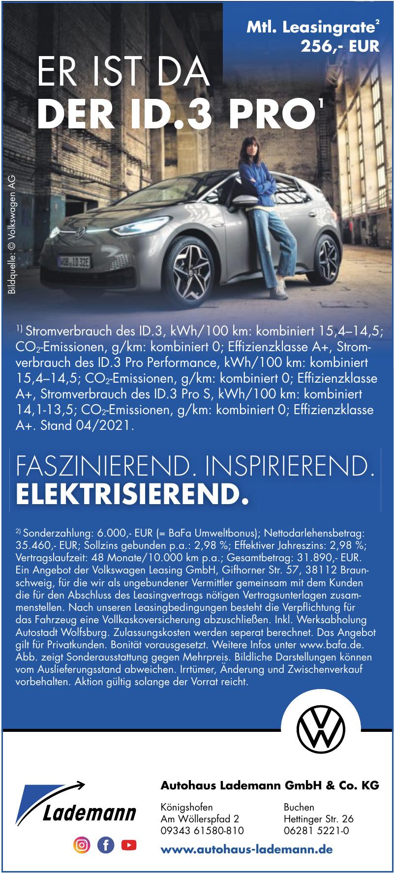 Autohaus Lademann GmbH & Co. KG