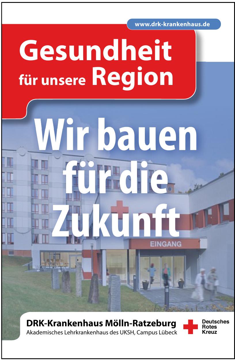 DRK-Krankenhaus Mölln-Ratzeburg