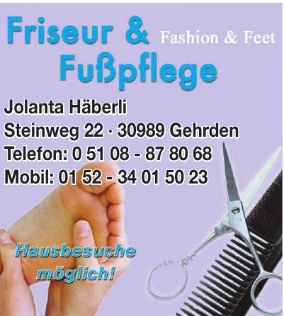 Friseur & Fußpflege