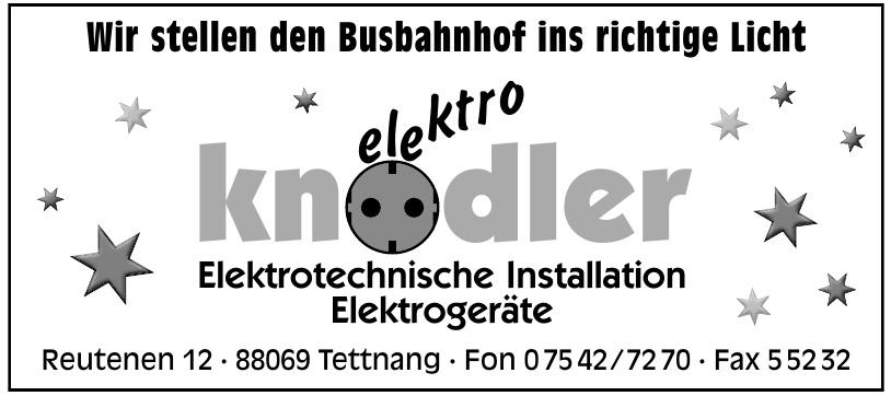 Elektro Knodler