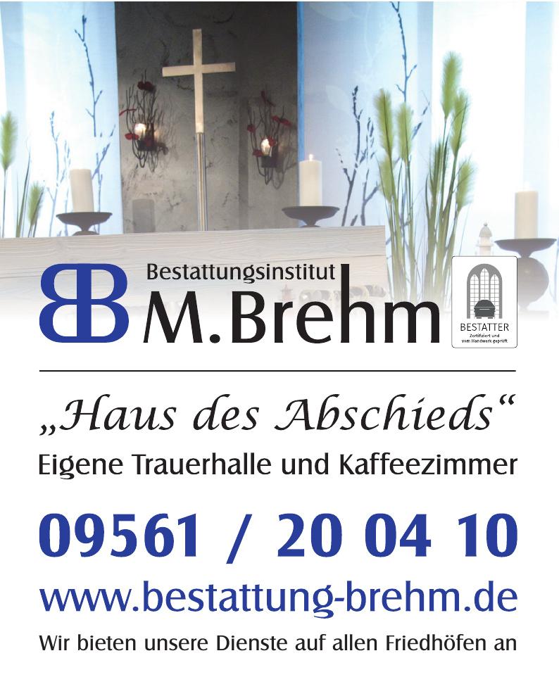 M. Brehm Bestattungsinstitut