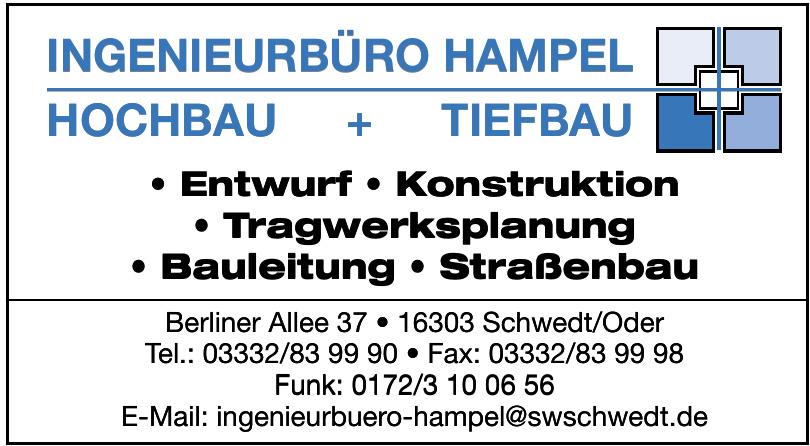 Ingenieurbüro Hampel