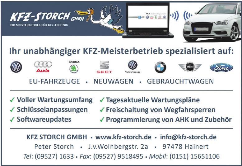 Kfz Storch GmbH
