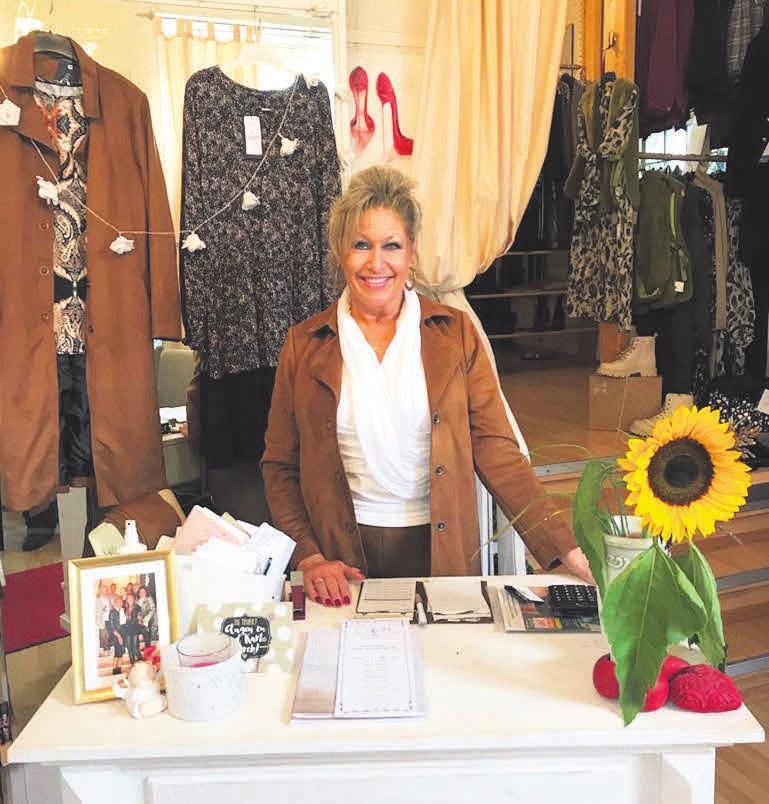 Die Boutique by Dagmar sorgt für das richtige Outfit.