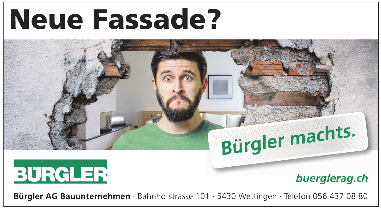 Bürgler AG Bauunternehmen