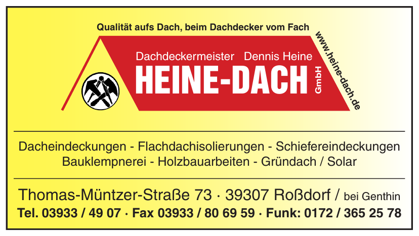 Heine-Dach GmbH