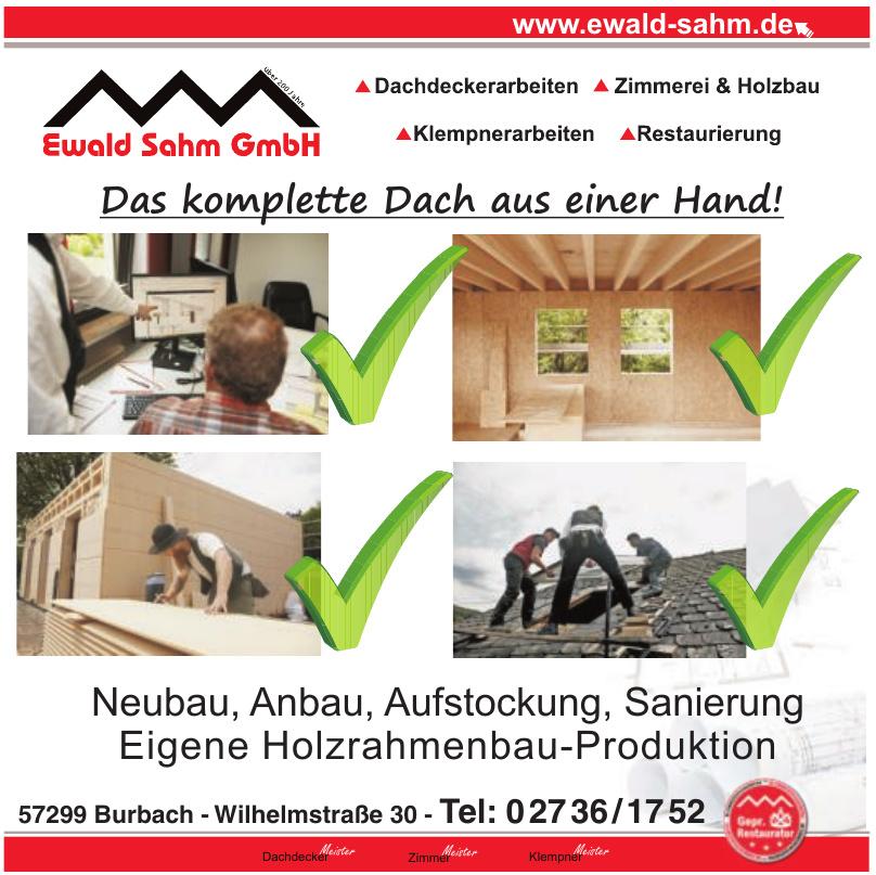 Ewald Sahm GmbH