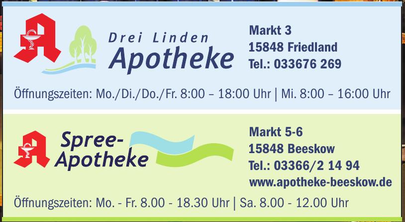 Drei Linden Apotheke