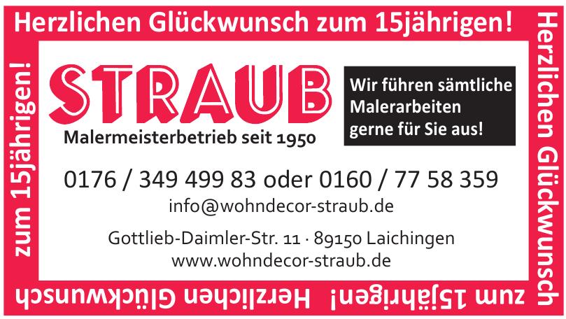 Straub Wohndecor GmbH & Co. KG