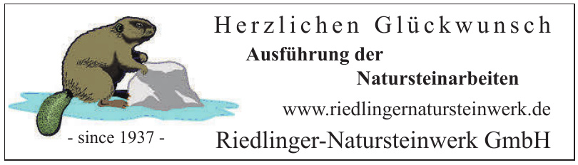 Riedlinger-Natursteinwerk GmbH
