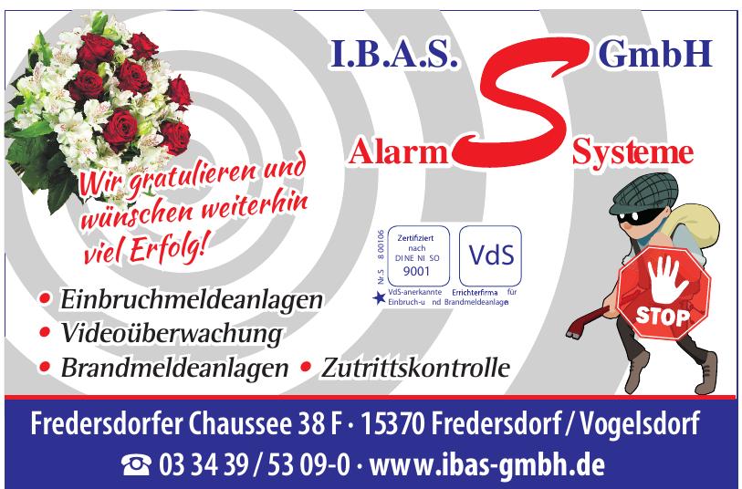 I.B.A.S. Alarm Systeme GmbH
