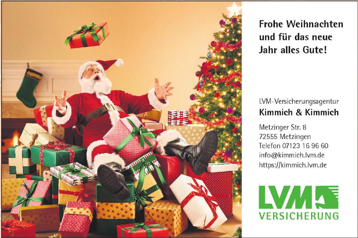 LVM-Versicherungsagentur Kimmich & Kimmich