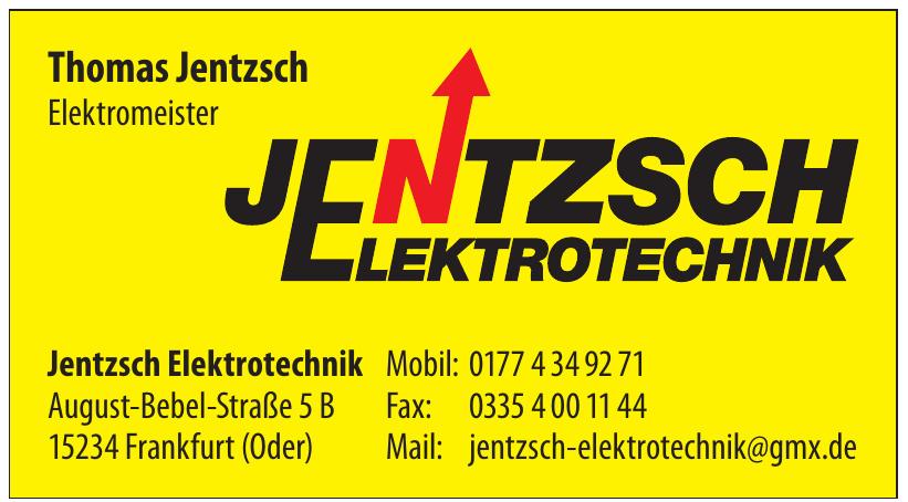 Jentzsch Elektrotechnik