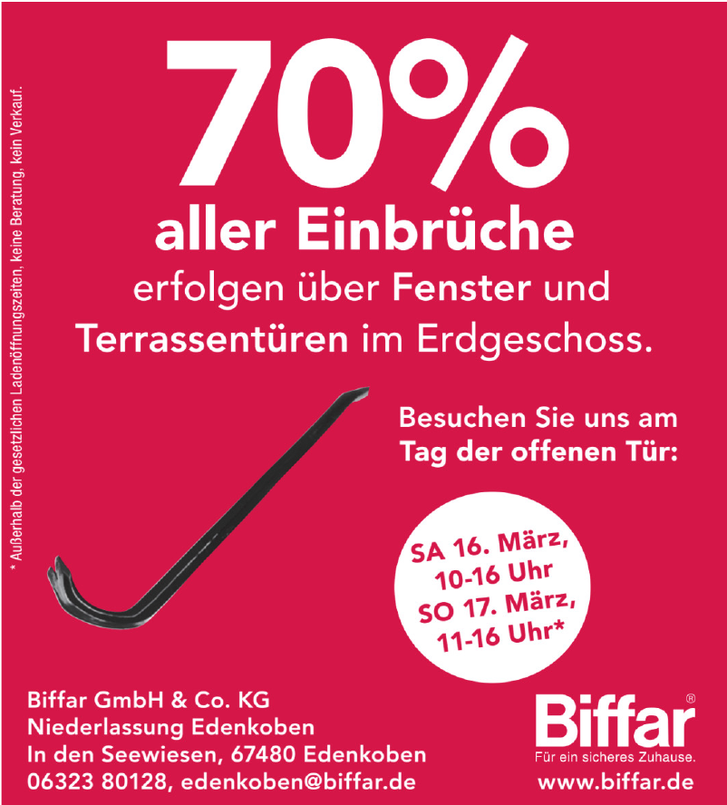 Biffar GmbH & Co. KG