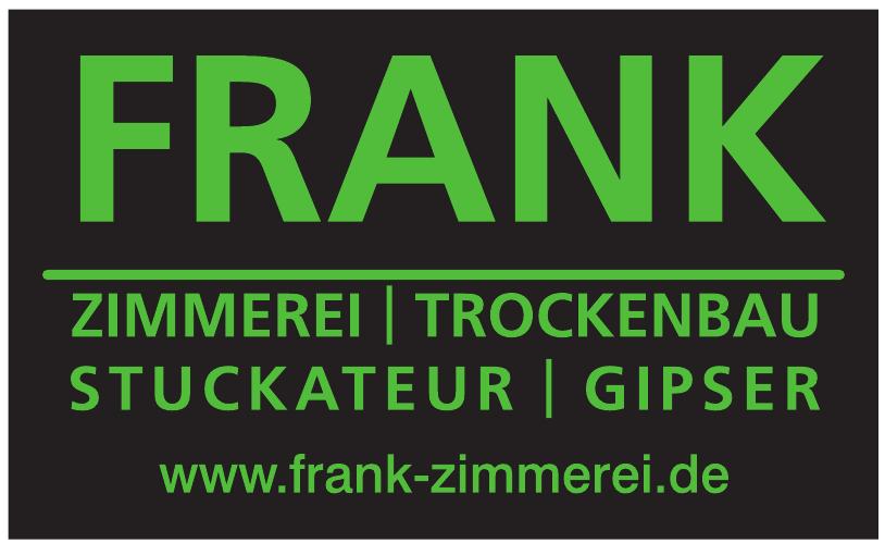 Frank Zimmerei