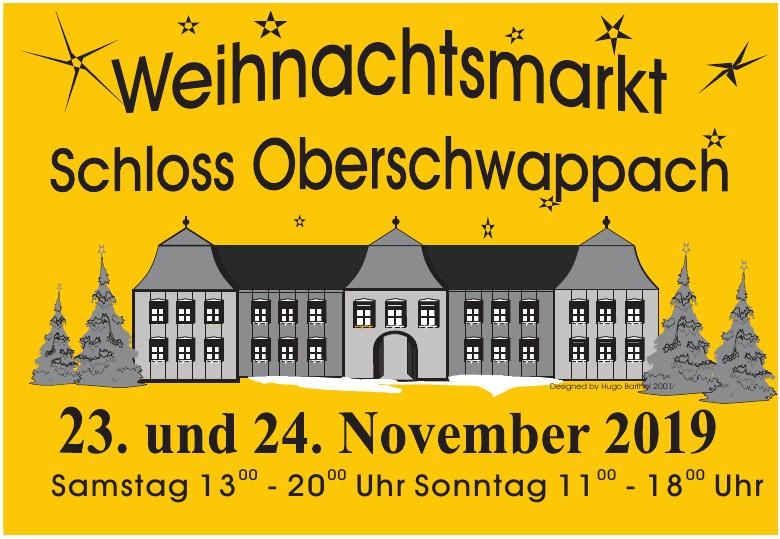 Weihnachtsmarkt Schloss Oberschwappach