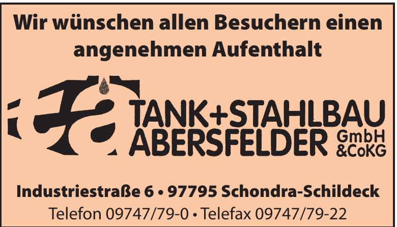 Tank+Stahlbau Abersfelder GmbH & CoKG