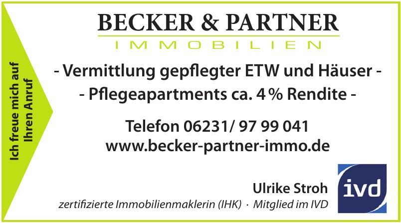 Becker & Partner Immobilien