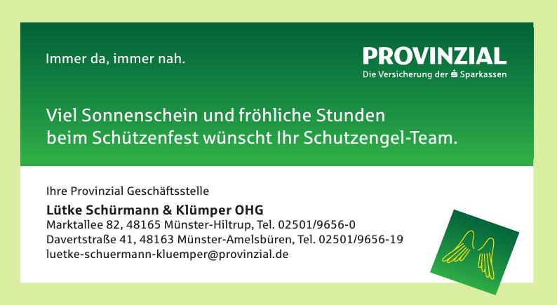 Lütke Schürmann & Klümper OHG