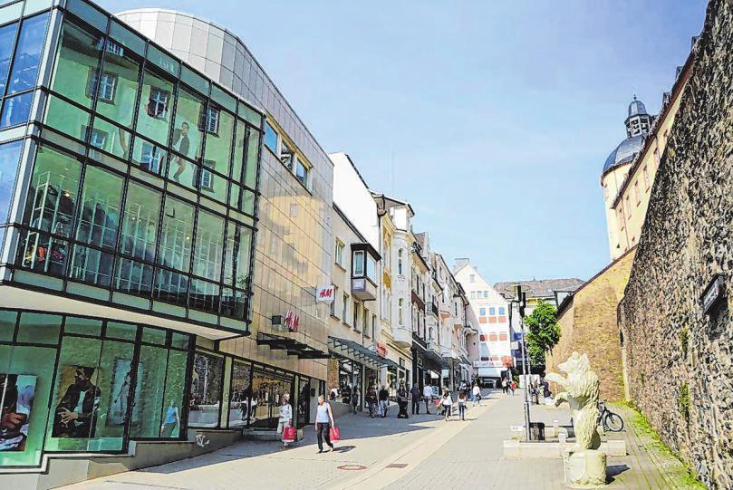 Die Immobilien- und Standortgemeinschaft freut sich, dass die Menschen wieder mit Freude einkaufen gehen.