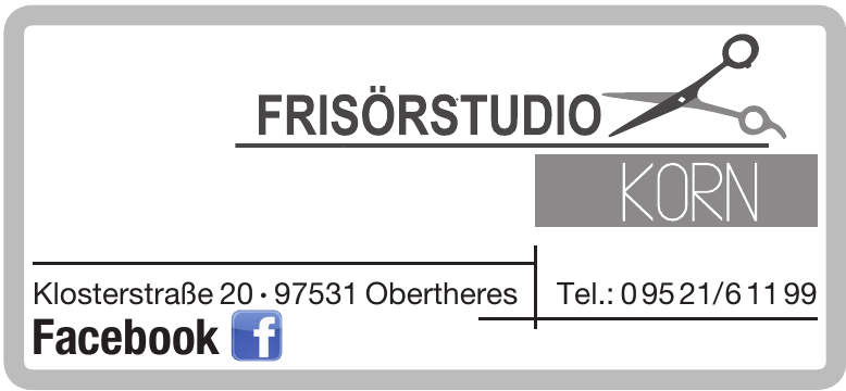 Frisörstudio Korn