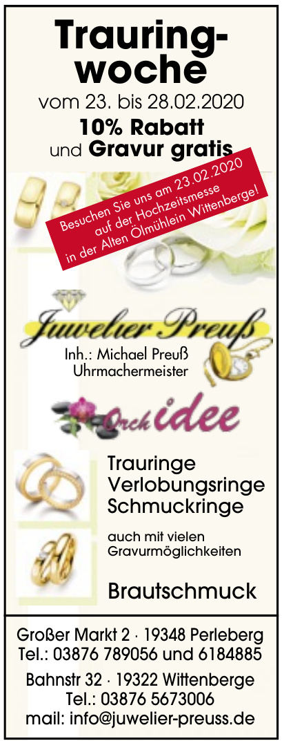 Juwelier Preuß