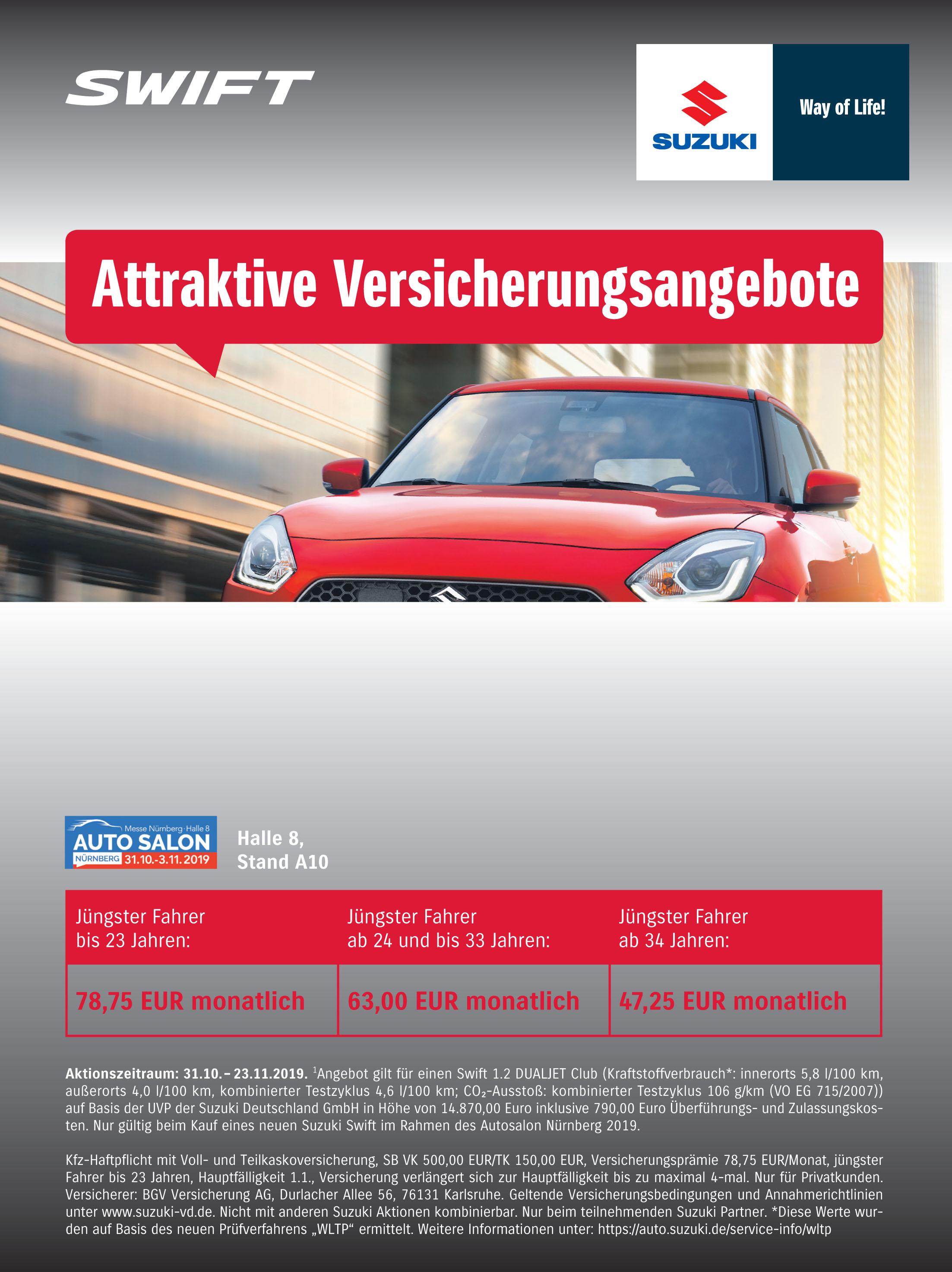 Suzuki Versicherungsdienst