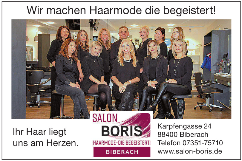 Salon Boris