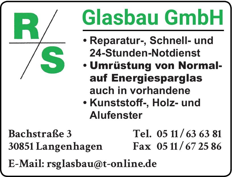 R/S Glasbau GmbH