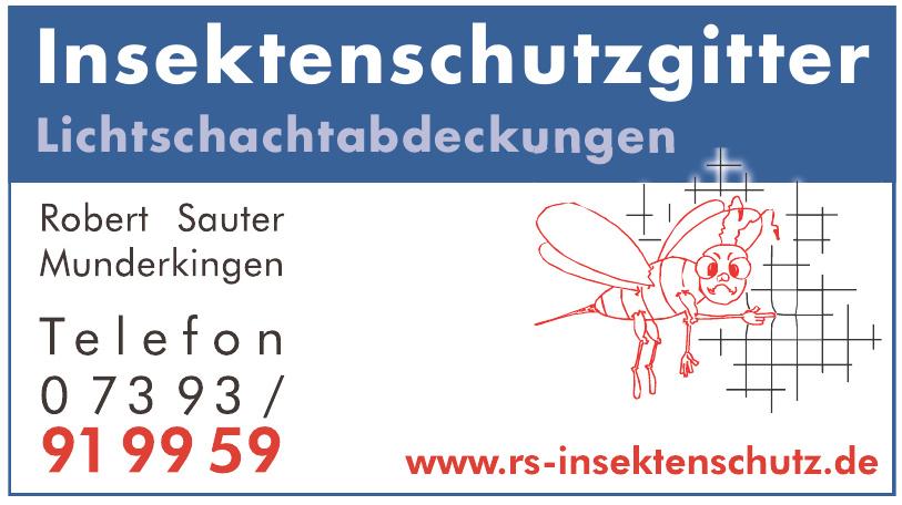 Insektenschutzgitter Robert Sauter