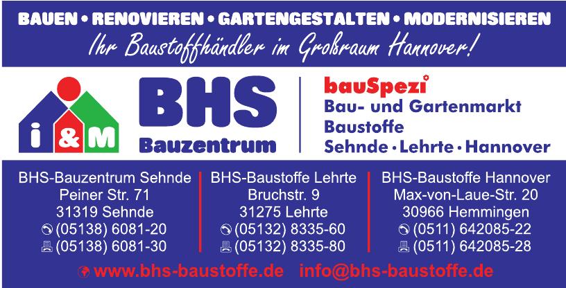 BHS-Bauzentrum Sehnde