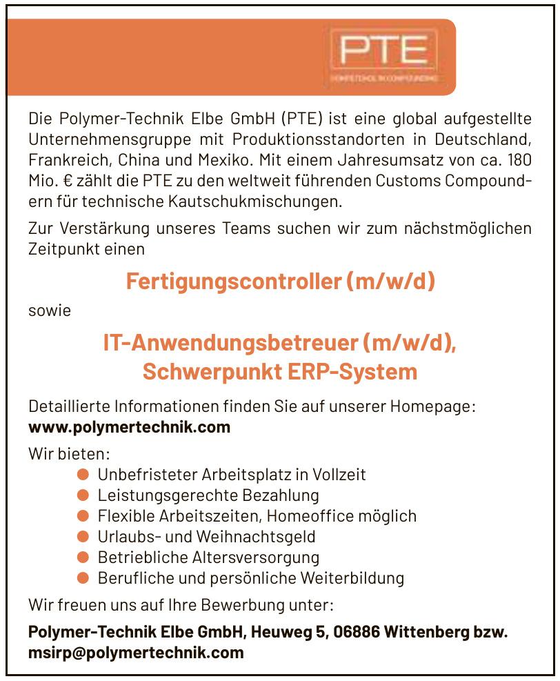 Polymer-Technik Elbe GmbH