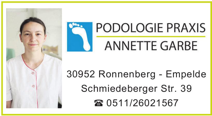 Podologie Praxis Annette Garbe