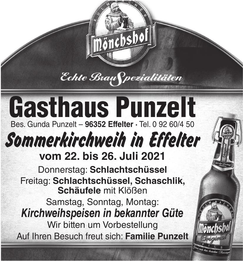 Gasthaus Punzelt
