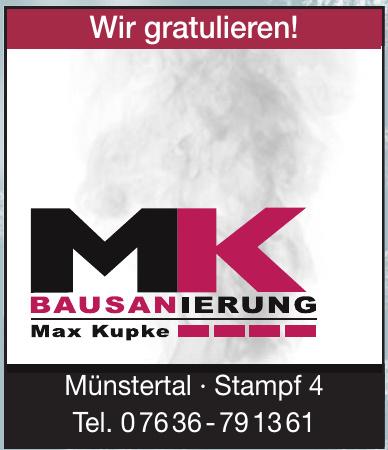 MK Bausanierung