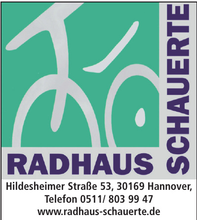 Radhaus Schauerte