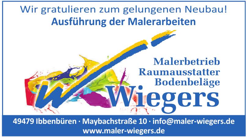 Malerbetrieb Raumausstatter Wiegers