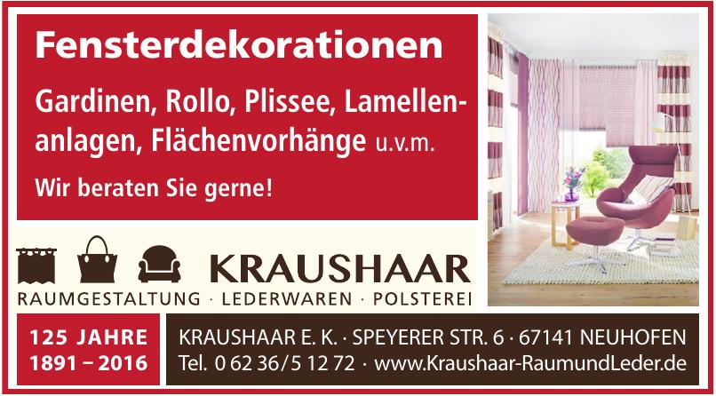 Kraushaar E. K.