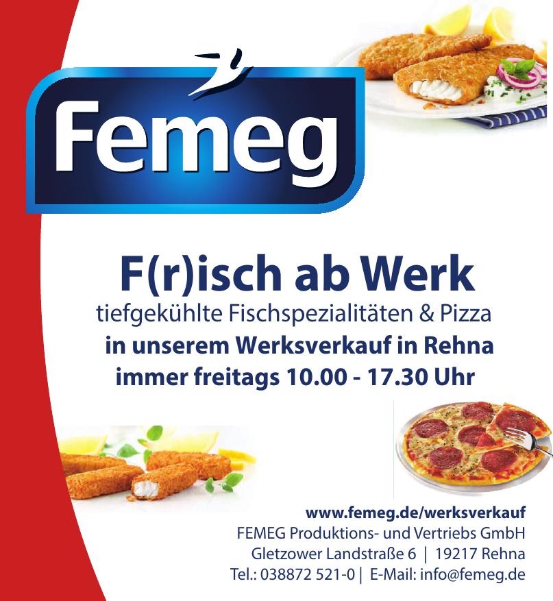 Femeg Produktions- und Vertriebs GmbH