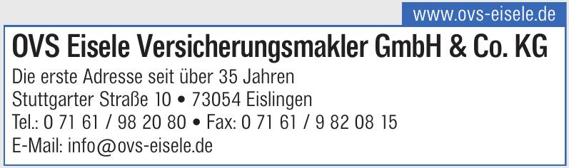 OVS Eisele Versicherungsmakler GmbH & Co. KG