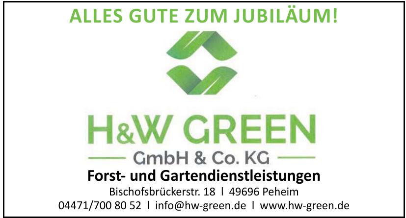 H & W Green GmbH & Co.KG