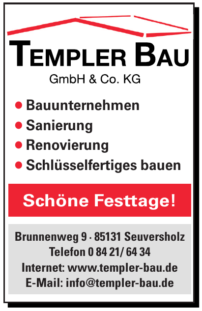 Templer Bau GmbH & Co. KG