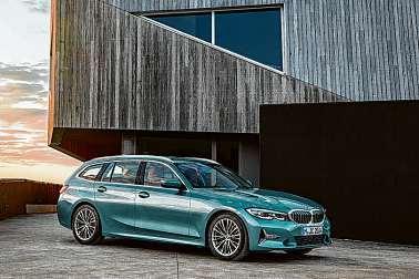 Die neue Mild-Hybrid-Technologie wird jetzt auch im BMW 320d eingesetzt. Foto: BMW