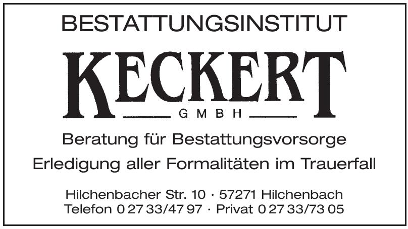 Bestattungsinstitut Keckert GmbH