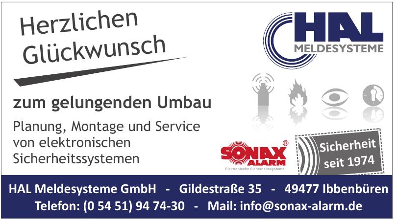 HAL Meldesystem GmbH