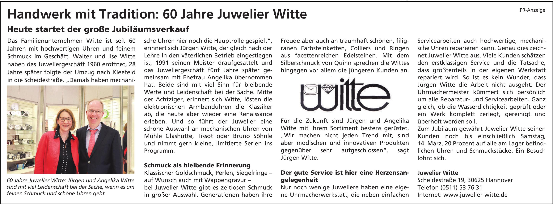 Juwelier Witte