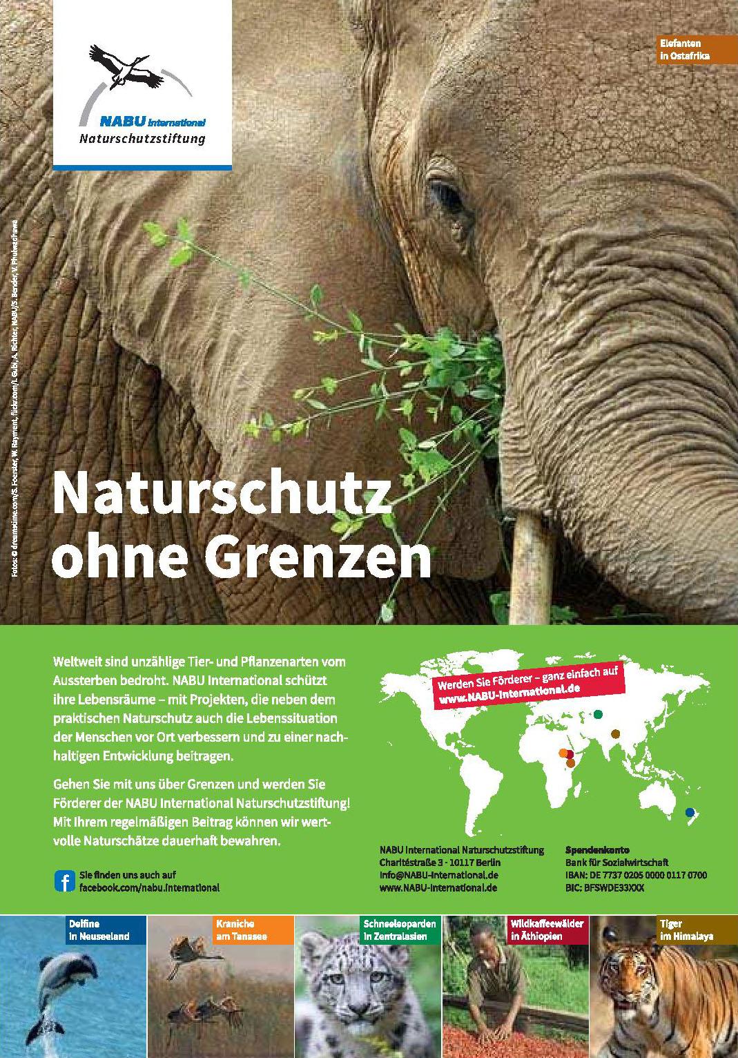 NABU International Naturschutzstiftung
