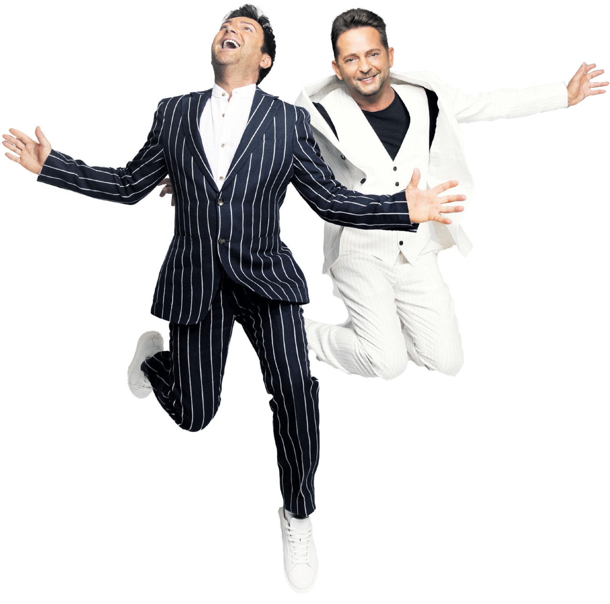 Freddy Malinowsky und Martin Hein © SANDRA LUDEWIG