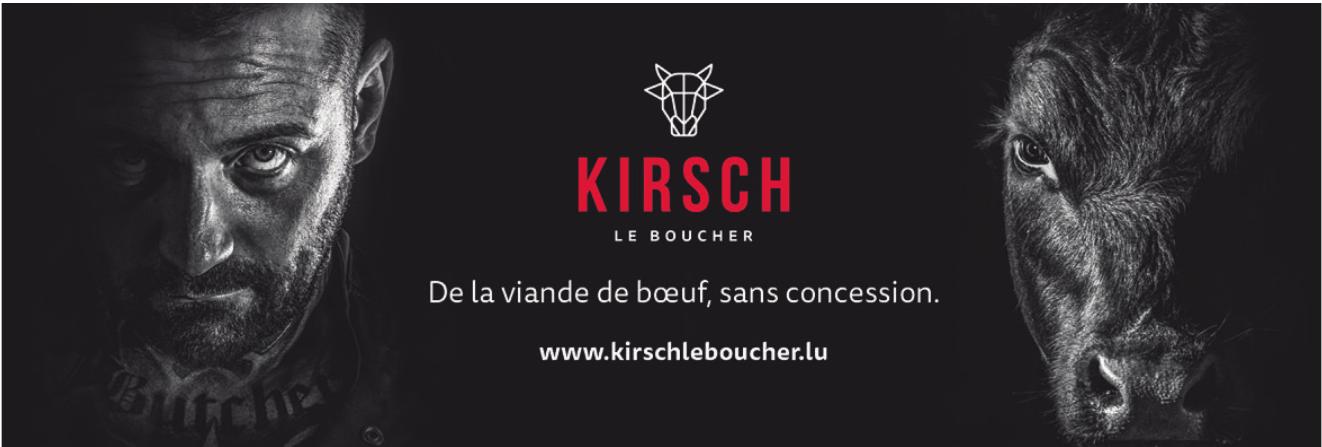 Kirsch le Boucher